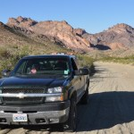 Golden Boondocking