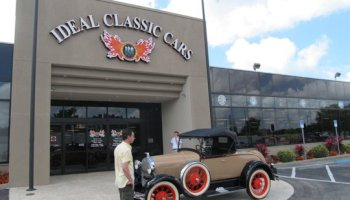 Muscle Car 1000 Rally hits Northern California, benefits hunger