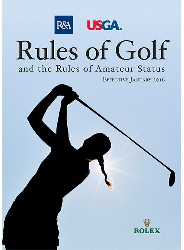 Rules of Golf Cover