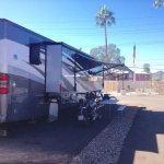 Stay in the Heart of Tucson at All New Sentinel RV Park