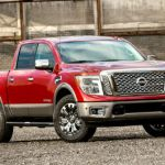 Nissan`s 2017 half-ton TITAN Available this Summer