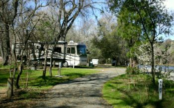 overnight RV parking