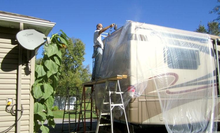 RV repair tips