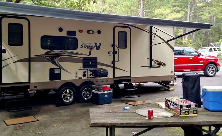 Best 5 Items For RV Camping