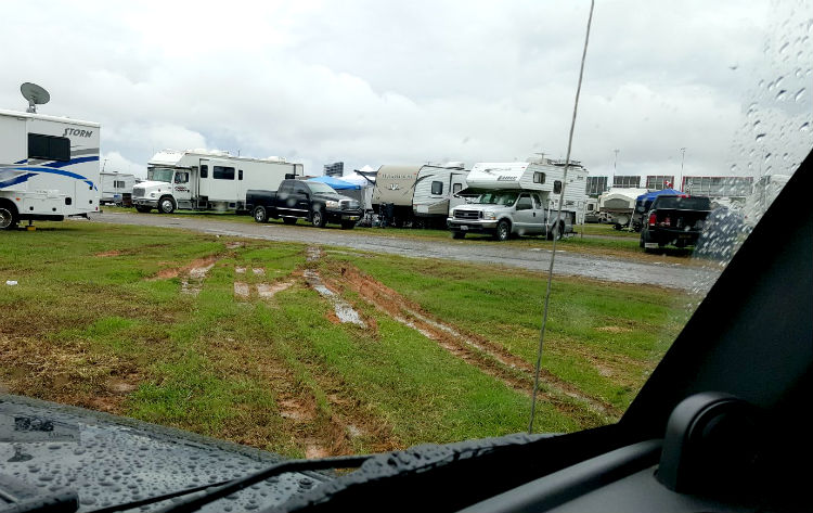 Avoid Getting Your RV Stuck