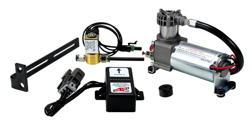 Fifth Wheel Air Ride Suspension : Air bag suspension mods for rvs fifth wheel trailers