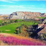 Tee It Up In The Beautiful Badlands Of North Dakota