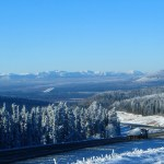 The Alaska-Canada Highway Is A Winter Wonderland