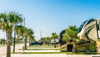 Coastal Breeze RV Resort Now Open For Gulf Coast Camping In