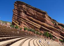 9 Things You May Not Know About Red Rocks Amphitheatre