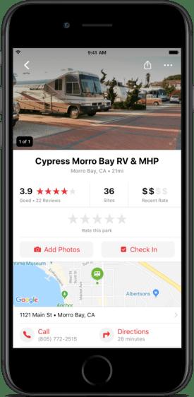 RV Life app