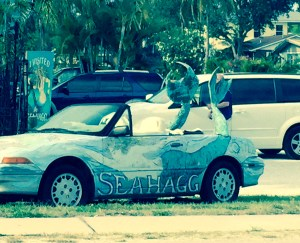 Saw this car in Bradenton, FL. Love it!
