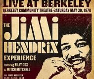 The Jimi Hendrix Experience - Live at Berkeley
