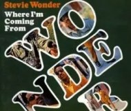 Stevie Wonder - Where Im Coming From
