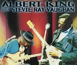 Albert King with <a href=