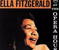 Ella Fitzgerald  - At the Opera House