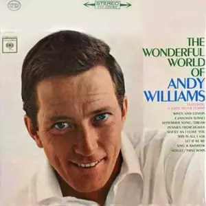 Andy Williams - The Wonderful World of <a href=