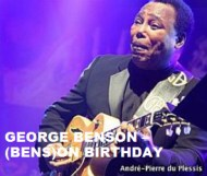 George Benson  - (Bens)On Birthday
