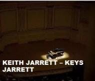 Keith Jarrett  - Keys Jarrett