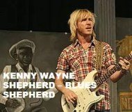 Kenny Wayne Shepherd  - Blues Shepherd