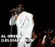 Al Green  - Al (leluia) Green