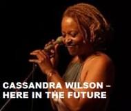 Cassandra Wilson - Here In The Future