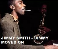 Jimmy Smith  - Jimmy Moved On