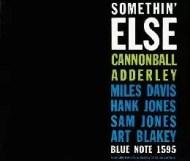 Cannonball Adderley - Somethin