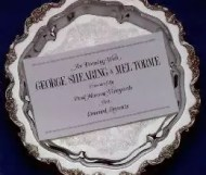 An Evening with George Shearing & Mel Tormé
