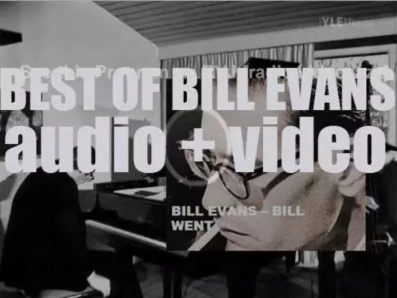 We remember Bill Evans. 'Bill Went'