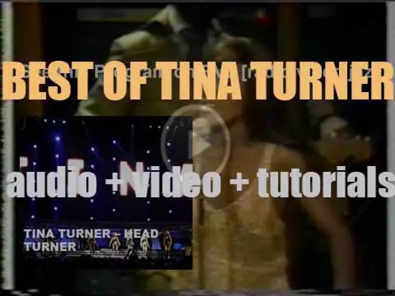 Happy Birthday Tina Turner. 'Head Turner'