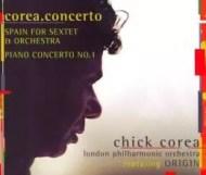 Chick Corea & London Philharmonic Orchestra - Spain; Piano Concerto No. 1