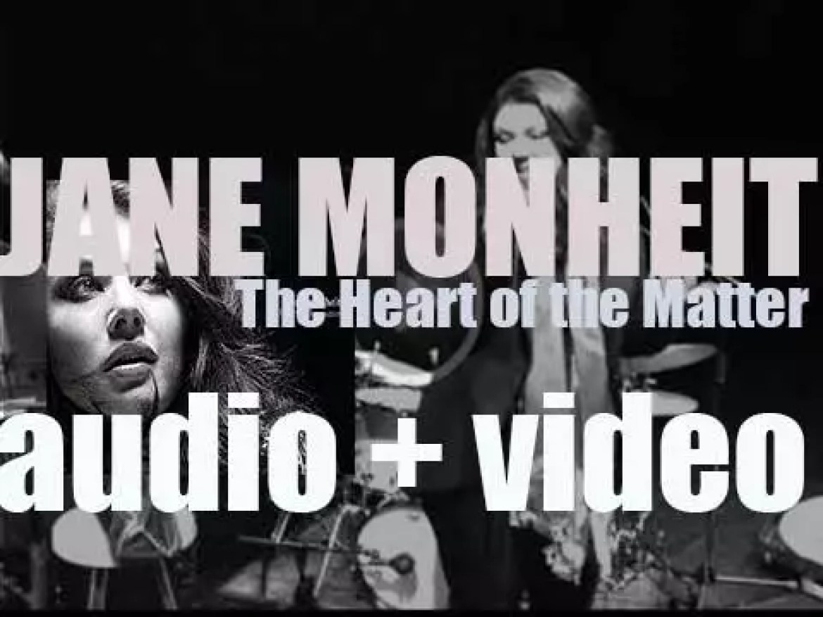 Jane Monheit's 'The Heart of the Matter'