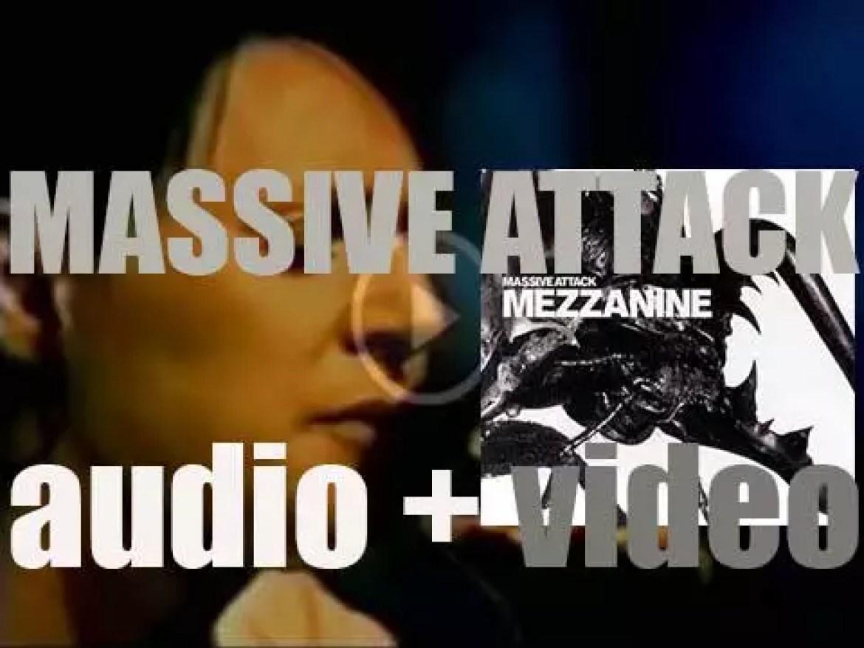 Virgin Records release the third Massive Attack's album : 'Mezzanine' (1998)
