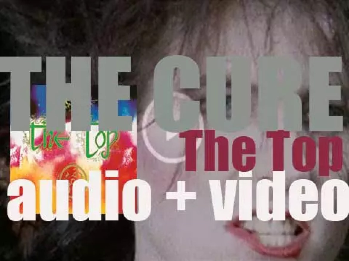 The Cure release their fifth album : 'The Top' featuring 'The Caterpillar' (1984)