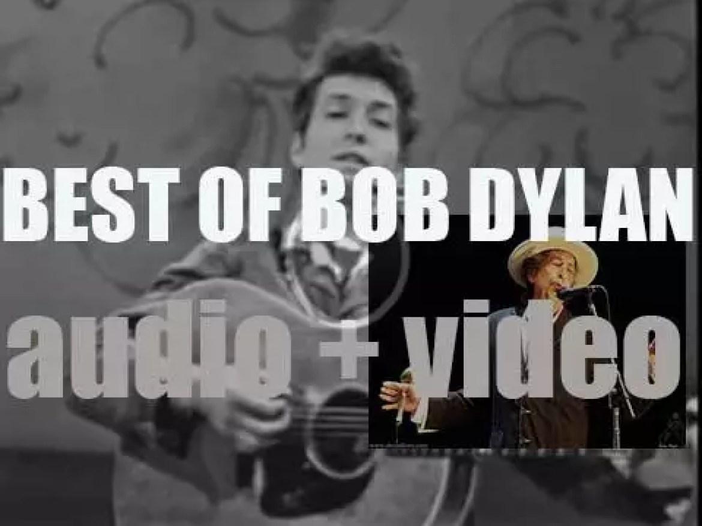Happy Birthday Bob Dylan. 'We Do Look Back'