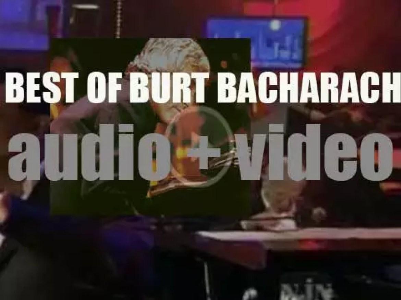 Happy Birthday Burt Bacharach. 'Anyone Who Has A Burt'