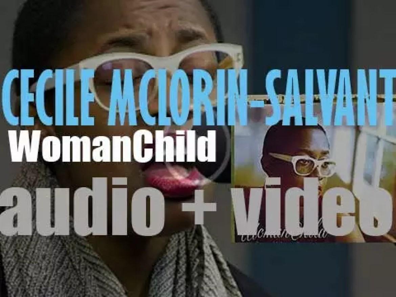 Cécile McLorin Salvant releases her  second album : 'WomanChild' (2013)