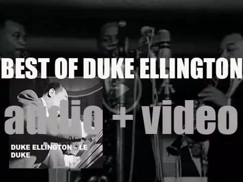 We Remember Duke Ellington. 'Le Duke'