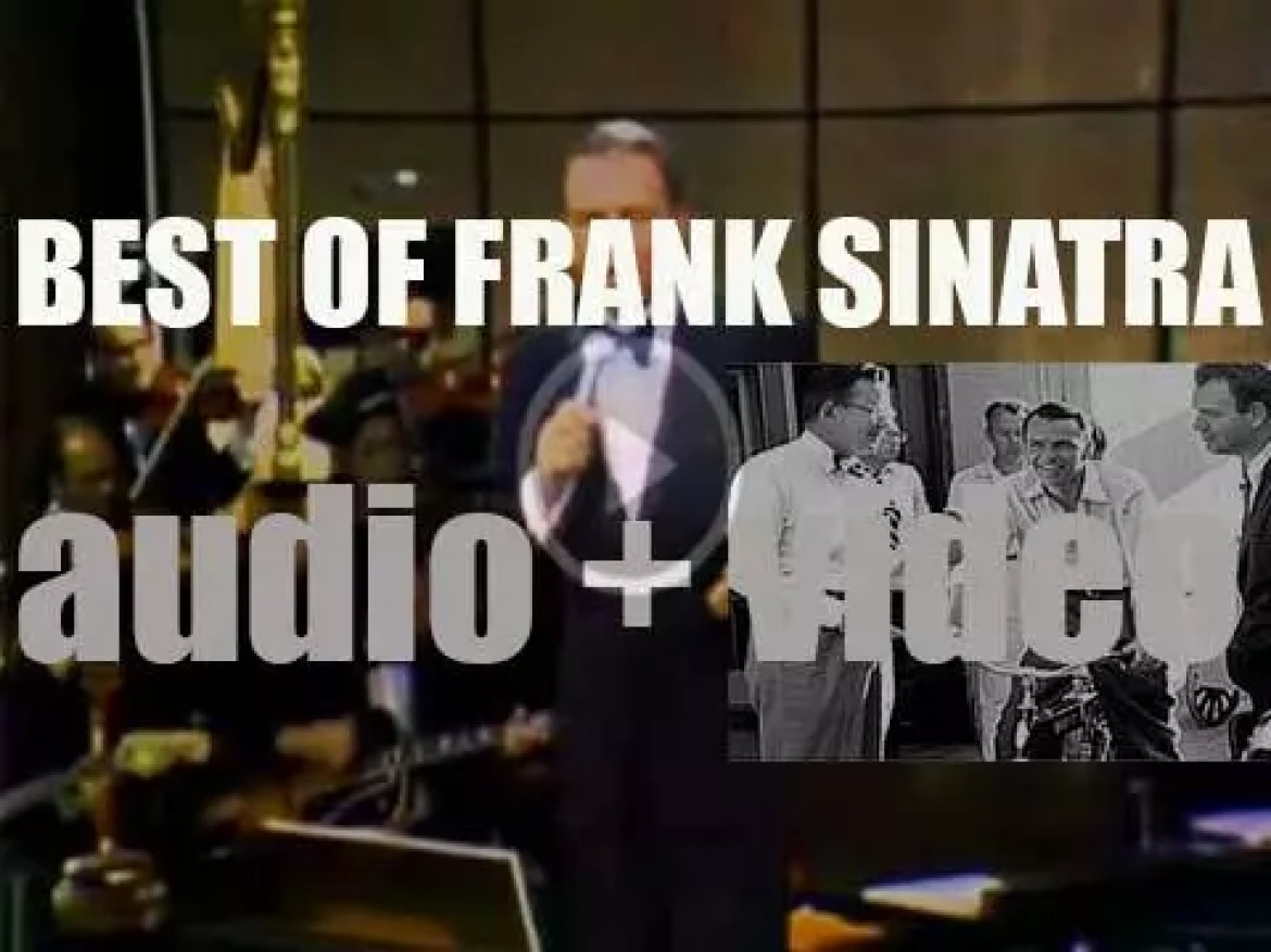 We Remember Frank Sinatra. 'Frankly, My Dear'
