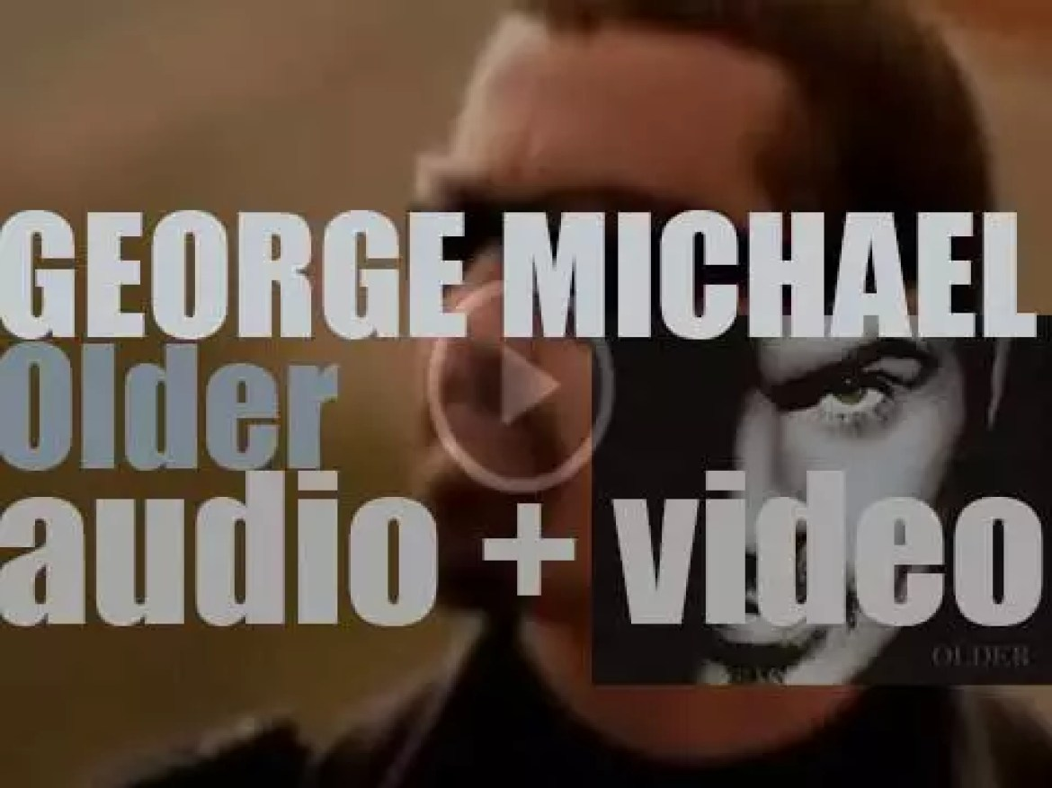 George Michael releases 'Older,' his third album featuring 'Jesus to a Child' (1996)