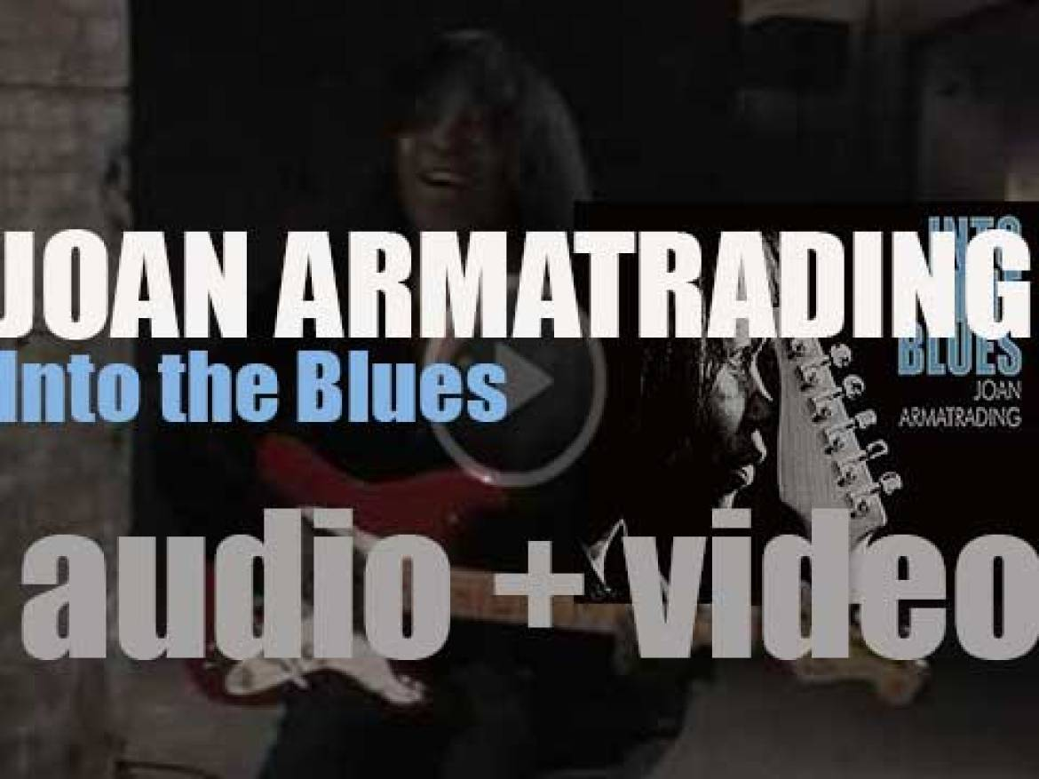 Joan Armatrading releases 'Into the Blues,' her sixteenth album (2007)