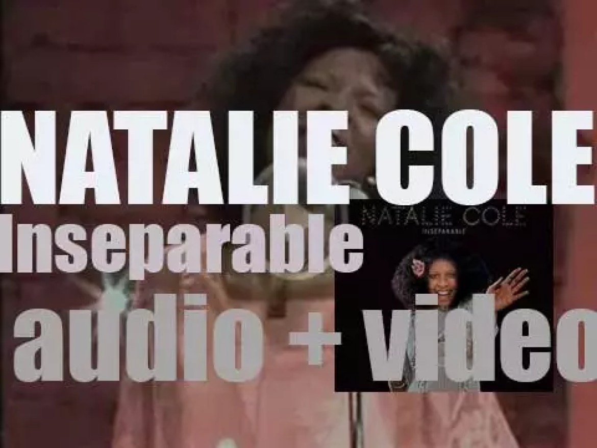 Natalie Cole releases 'Inseparable,' her debut album (1975)