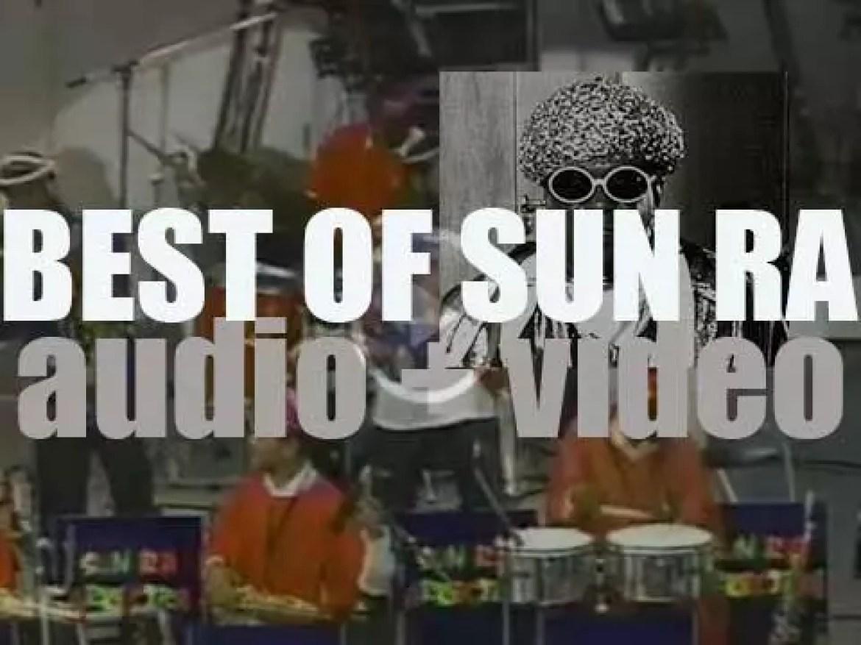 We Remember Sun Ra. 'Sun In The Sky'