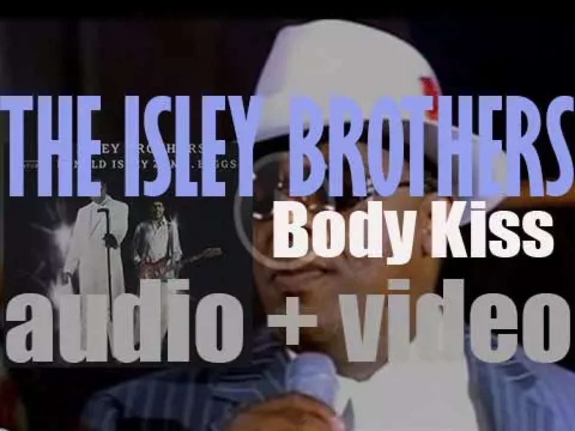 The Isley Brothers release 'Body Kiss,' their twenty ninth album written, arranged and produced by R. Kelly (2003)