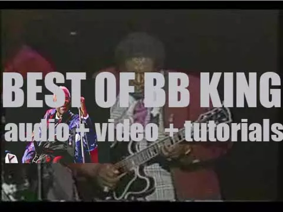 We Remember B.B. King. 'Long Lived The King'