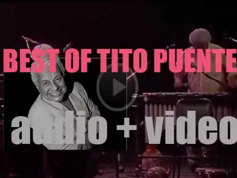 We remember Tito Puente. 'Tito El Timbalero'