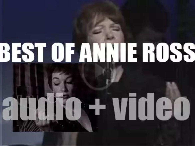 Happy Birthday Annie Ross. 'A Ross Garden'
