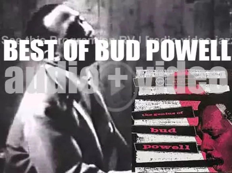 We Remember Bud Powell. 'Bud Bops'