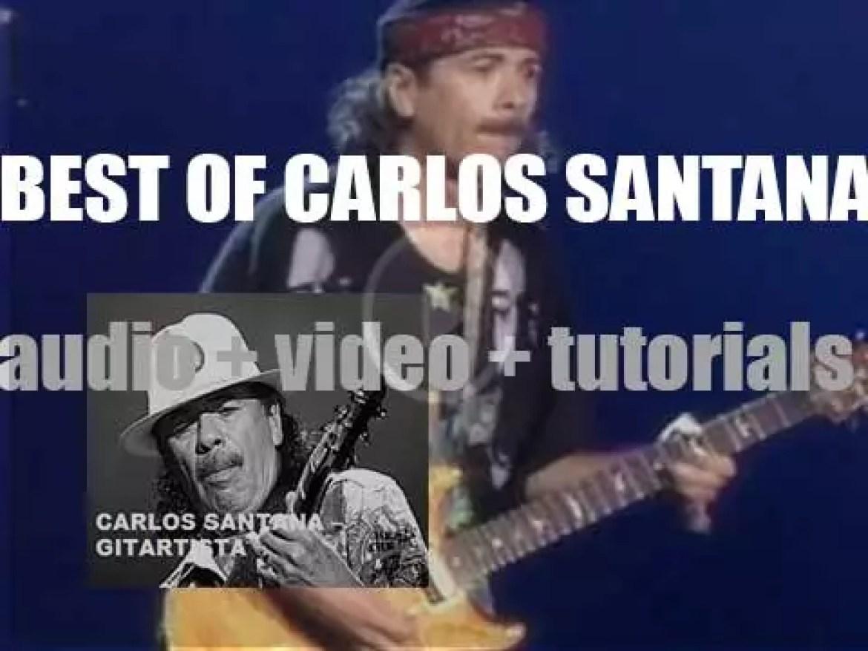 We all wish Happy Birthday to Carlos Santana. 'Gitartista'